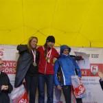 I Pó_maraton Jeleniogórski- na podium z Agnieszk_ Gortel w K30 2m-ce