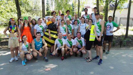 Zdjęcie grupowe Vege Runners